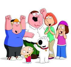 Family Guy cast, Seth MacFarlane coming to in Toronto Griffin Family, Lois Griffin, Stewie Griffin, Peter Griffin, Family Guy, Family News, Family Humor, Family Quotes, Funny Family
