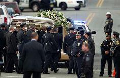 Whitney Houston Funeral   2012