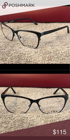 c280ddf0bd71 Authentic L.A.M.B. Eyeglass Frames Black L.A.M.B. Accessories Glasses Eye  Glasses