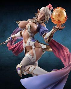 Excellent Model CORE Megahouse  Bikini Warriors Dark Elf DX Ver 1/7 Fig benefits
