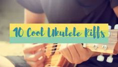 Every ukulele player should have a few cool ukulele riffs in their back pocket. Learn 10 of the best ukulele riffs to impress your friends today. Ukulele Songs Disney, Ukulele Songs Popular, Ukulele Tabs Songs, Ukulele Fingerpicking Songs, Ukulele Songs Beginner, Cool Ukulele, Learn Guitar Chords, Uke Tabs, Guitar Tips