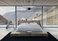 Fantasy house by Benoit Challand perched on stilts in Scotland