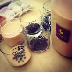Lunch will not be complete without Lovecha Signature Black Milk Tea