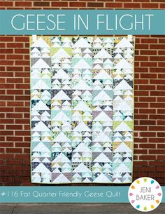 Quilt Pattern Flying Geese