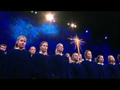 "The Concordia Choir: ""Lux Aurumque"" by Eric Whitacre.  Performed at their 2005 Christmas concert"