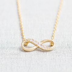 158da612c Infinity Necklace, Indie Brands, Jewelry Accessories, Bling, Playing Dress  Up, Stuff