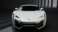 W Motors Lykan-Hypersport on Behance