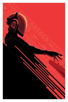Daft punk art - Daft Roots by Craig Drake Punk Art, Arte Punk, Trip Hop, Gfx Design, Graphic Design, Daft Punk Poster, Thomas Bangalter, Arte Dope, Dubstep