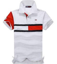 Chemisse Tommy Hilfiger. Tommy Hilfiger Polo Shirts, Polo T Shirts, Camisa Polo, Le Polo, Men's Fashion, Swagg, Lacoste, Shirt Designs, Menswear