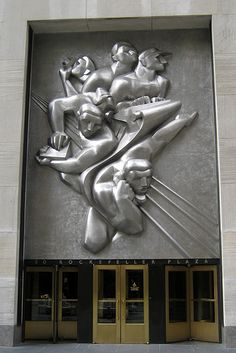 NYC - Rockefeller Center: Associated Press Building - News