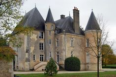 Chateau, Mortagne au Perche, Orne, Basse Normandie, France