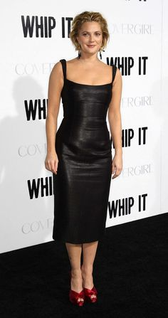 Drew Barrymore, 2009 - The Cut