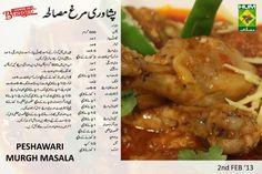 Peshawari chicken curry
