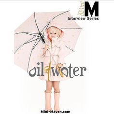 Super cute girls rainwear