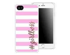 Girl Boss  girlboss Printed Cell Phone Case by CustomDecalz