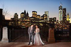 Iconic NYC Engagement Shoot from Jason Groupp Photography – Silvia