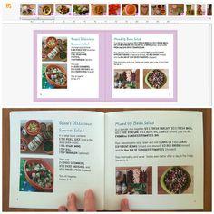 Blurb BookWright – Cookbook Designer {Holiday Gift Idea}