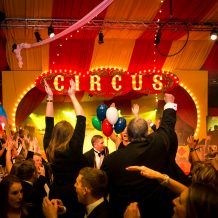 GIANT ILLUMINATED CIRCUS SIGN FOR CIRCUS THEMED PARTY OR EVENT   Lighting Archives - Hire and Style | Hire and Style