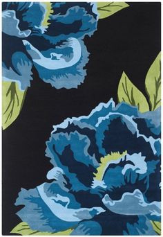 Rug Details Construction: Hand Tufted/Hooked Fiber Content: Wool Style: Contemporary