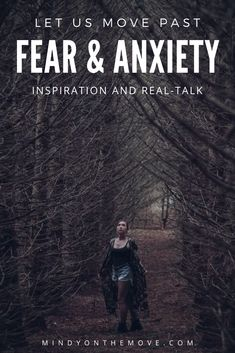 Let's talk about fear.  Fear is the culprit of all that holds us back; anxiety cripples our lives and hinders us from living the life we so desire.  I'm no different from the rest of humanity – fear exists in ALL of us.  What separates us is how we DEAL with our fears and anxiety.  How do we overcome them?  #inspiration #mentalhealthjournal #fearlessfemaletravels #fear #positivequotes #motivation #motivationmonday #motivationalquotes #selfcare #selflove #selfhelp #selfimprovement