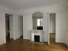 Paris 7ème La Tour-Maubourg Cinq Pièces 131,47m2 en très bon état. Loyer mensuel: 4250€cc #Immobilier #Location #Paris #Realestate #Appartement