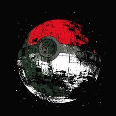 T-shirt pokemon,Etoile de la mort,star wars,pikachu,dark vador