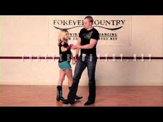 ▶ Instructional Country Swing Dancing - Pretzel - YouTube
