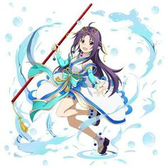 Safebooru is a anime and manga picture search engine, images are being updated hourly. Sword Art Online Yuuki, Manga Anime, Anime Art, Online Cards, Gun Gale Online, Online Anime, Kirito, Manga Pictures, Animation Film