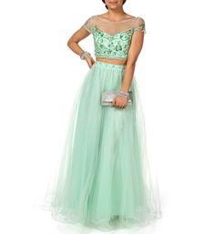 Pre-Order:Jasmine- Seafoam Prom Dress. gor. ge.ous!