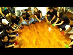 Jogo de copos + Siyahamba - PIBID MUSICA UFBA - YouTube