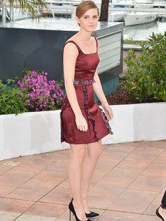 Emma Watson / 2013年5月16日撮影 / ソフィア・コッポラ監督の最新作『The Bling Ring(邦題:ザ・ブリング・リング』が第66回カンヌ国際映画祭で上映され、その会見にはエマ・ワトソンも参加しました