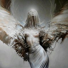 Original Art by Karol Bak - .gif animation by George RedHawk (google.com/+DarkAngel0ne)