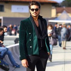 Easy look for my first day of Pitti..  being here is always great because of the great people you meet .. #standJ12 #MDVshoes come visit tomorrow !