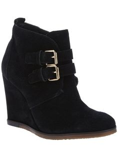 $516.35 TILA MARCH Wedge Ankle Boot