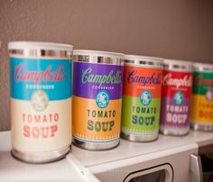 Campbells Soup Can Toys