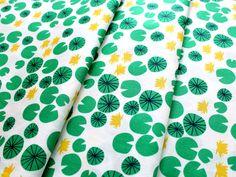 Cloud9 Fabrics Water Land 137614 Lotus