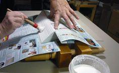 Jana Pullman on double-fan adhesive binding