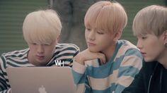 Jin, V, Suga TALK TALK KOREA ǁ youtube.com/cashewmedia