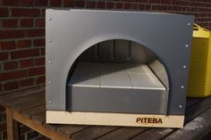 Diy Pizza Oven, Pizza Oven Outdoor, Pizza Ovens, Wooden Wall Panels, Wooden Walls, Wood Burning Oven, Four A Pizza, Wood Oven, Backyard Fireplace