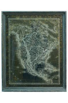 Cool map art.