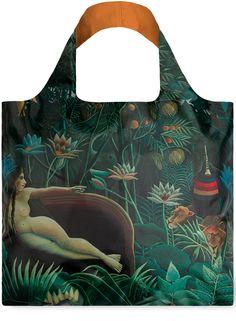 LOQI – Reusable Bag – Museum Collection  – Rousseau - The dream