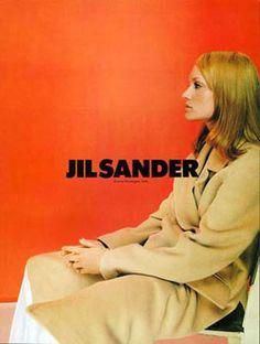 Jil Sander F/W 95.96 : Amber Valletta by Craig McDean