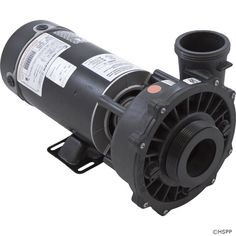"Pump, WW Exec, 1.5hp, 230v, 2-spd, 48fr, 2-1/2"" x 2"", OEM"