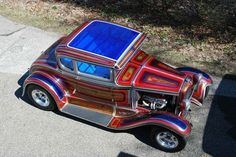 Figure out even more relevant information on hot rod cars. Browse through our web site. Custom Paint Jobs, Custom Cars, Classic Hot Rod, Classic Cars, 70s Cars, Ford, Unique Cars, Sweet Cars, Drag Cars
