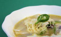 Joghurtos bableves mexikóiul recept   Gock szerint a gasztrovilág Soup, Ethnic Recipes, Soups