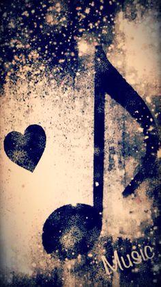 Eu amo música I love music ❤️ wallpaper iphone Music Backgrounds, Cute Wallpaper Backgrounds, Love Wallpaper, Tumblr Wallpaper, Galaxy Wallpaper, Cute Wallpapers, Vintage Wallpapers, Heart Wallpaper, Wallpaper Wallpapers