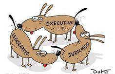 """O POVO BRASILEIRO NÃO CONFIA EM NENHUM DOS PODERES DA REPÚBLICA. """"No Estado de S. Paulo, a jornalista Eliana Cantanhêde sapecou: """"De fato, chegamos a outubro assim: a presidente não preside, o Executivo não executa e o Legislativo não legisla, enquanto o dólar vai a R$ 4, um recorde histórico, e a Lava Jato pega o PT de jeito...."""""""
