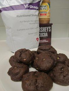 ViSalus Chocolate Banana Protein Cookies