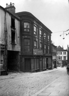 barnsley shambles st - site of new library built later (in early Barnsley South Yorkshire, Beautiful Places, Amazing Places, Old Buildings, Whippet, Countryside, The Good Place, Places To Visit, To Go