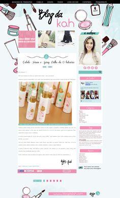 blog da Kah